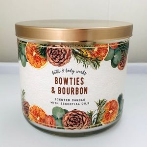 BBW Bowties and Bourbon Candle